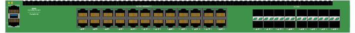 PacketMax 1G Advanced packet broker